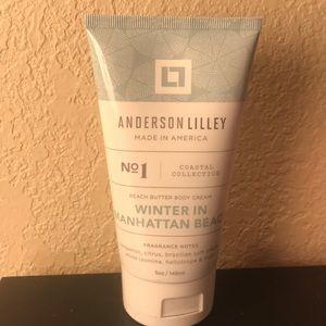 anderson lilley beach butter body cream